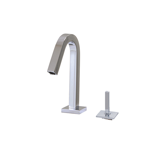 2-piece lavatory faucet with side joystick - X7702
