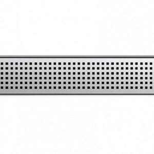 ACO- Quartz Quadrato Grate-37459- Shower Channel