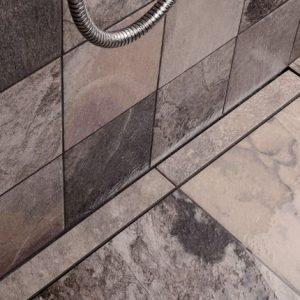 ACO- Tile Grate-37335- Shower Channel