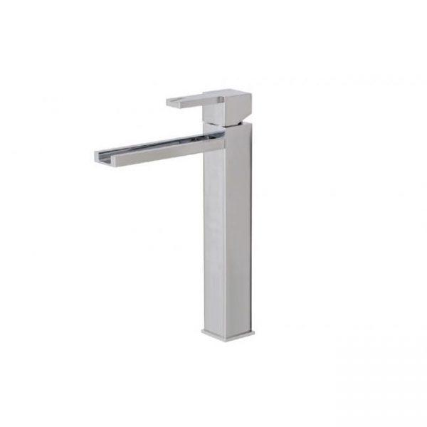 Aquabrass Tall Single Hole Lavatory Faucet Streem 77320