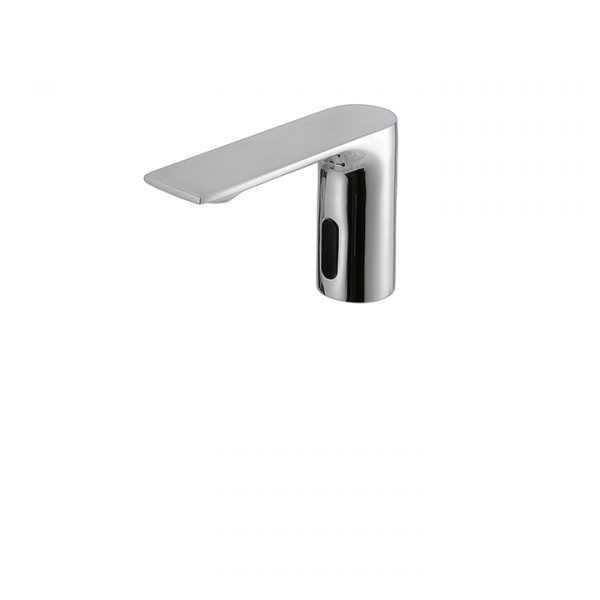 Aquabrass- touchless single-hole lavatory faucet-92064