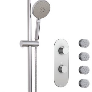 Aquabrass UNIPLEX Shower Kit- U-22-009
