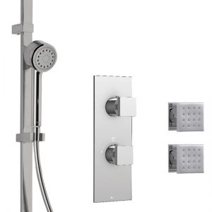 Aquabrass UNIPLEX Shower Kit- U-22-015