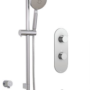 Aquabrass UNIPLEX Shower Kit- U-22-017