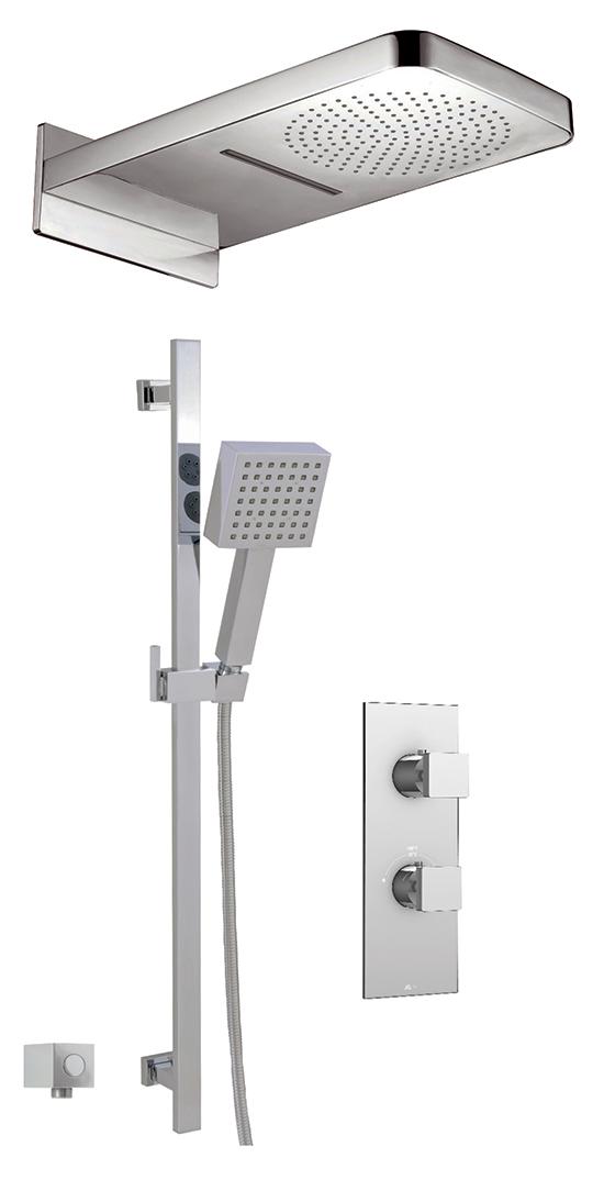 Aquabrass UNIPLEX Shower Kit- U-32-027