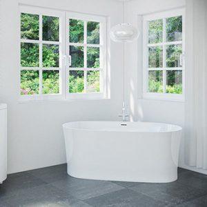 """Azzura-bathtub-Ashford 66"""""""