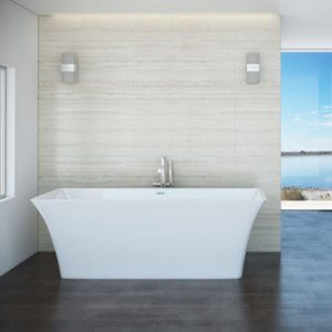 "Azzura-bathtub-Skye 66.5"""