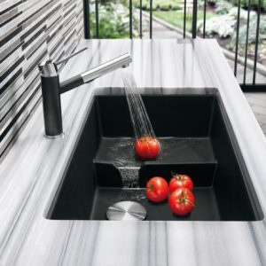 Blanco Kitchen Sink Precis Cascade 401445