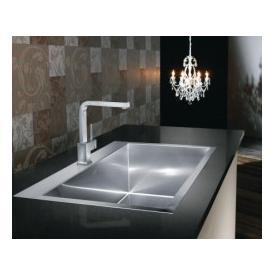 Blanco Kitchen Sink Precision MicroEdge Super Single LE 400381