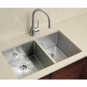Blanco Kitchen Sink Radius 10 U 1 3/4 400470