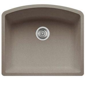 Blanco Kitchen Sink Silgranit Diamond U 1 401150