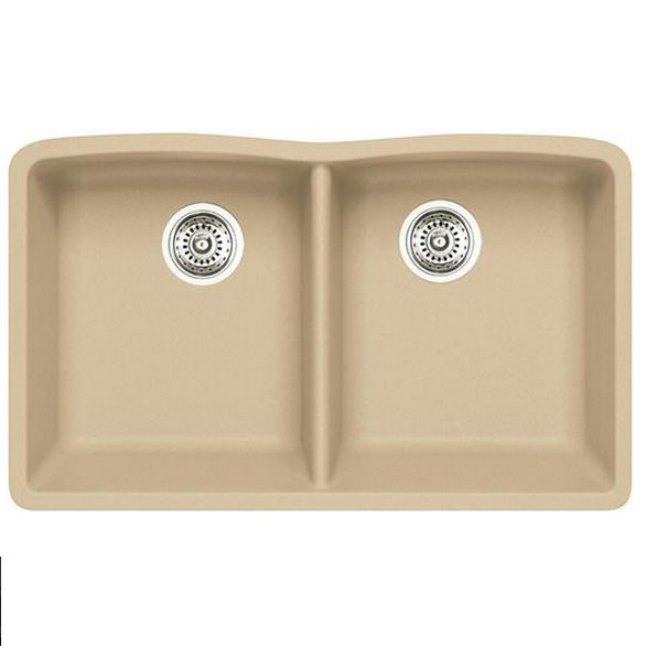 Blanco Kitchen Sink Silgranit Diamond U 2 401148
