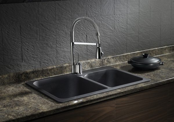 Blanco Kitchen Sink Vision 1 3/4 401134