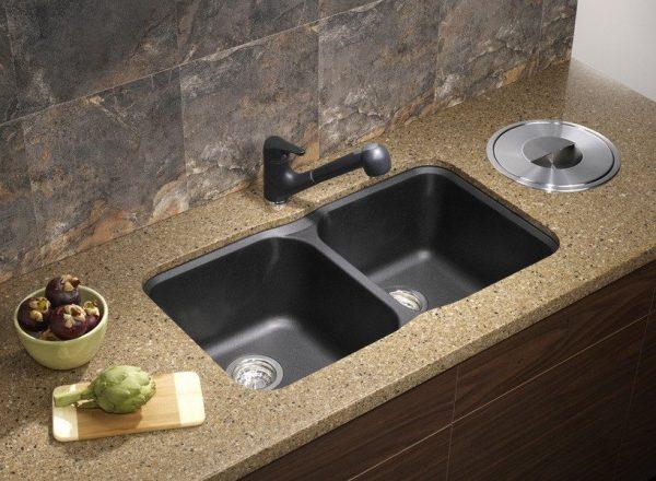Blanco Kitchen Sink Vision U 2 400085