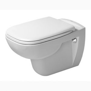 Duravit D-Code Wall Mounted Toilet #253509 00 922