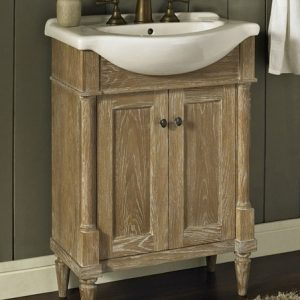 "Fairmont Designs Rustic Chic 26"" Vanity & Sink Set"