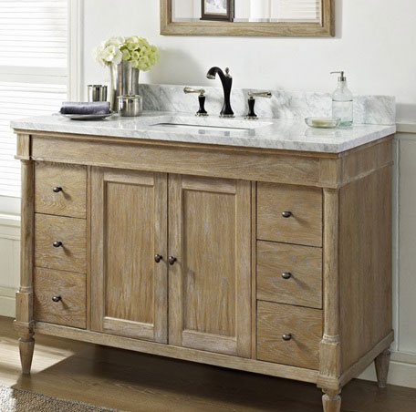 Fairmont Designs Rustic Chick 48 inch Vanity at Bath ...