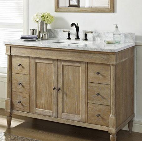 Fairmont Designs Rustic Chick 48 inch Vanity at Bath ...