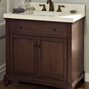 """Fairmont Designs Smithfield 36"""" Vanity - Mink"""