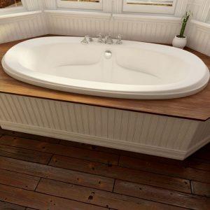 Neptune Felicia 3872 Oval Bathtub