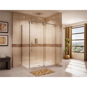 Fleurco Shower Door Kinetik Two sided KSPR