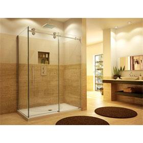 Fleurco Shower Door Kinetik Two sided KTPR