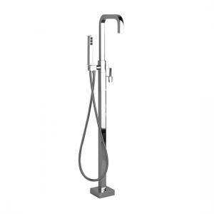 Floormount tub filler with handshower - X7685