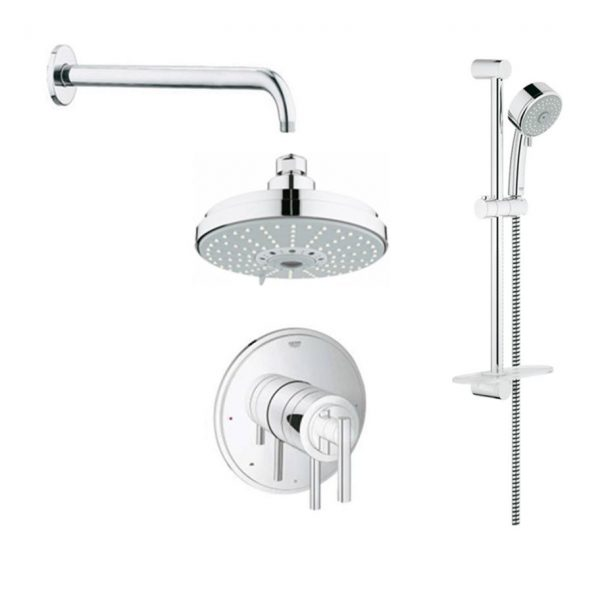Grohe Timeless PBV Dual Function Shower Kit 117167