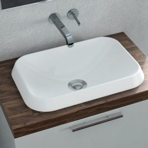 ICO Canada- CALMA ROSSINI RECTANGLE VESSEL SINK - B9831