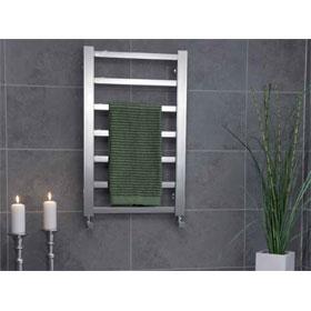 ICO Canada Towel Warmer - MILANO in Brushed Nickel