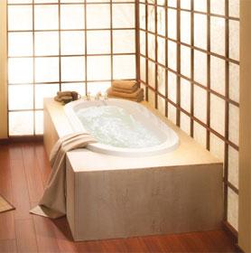 Maax Bath Tub Aigo 7236