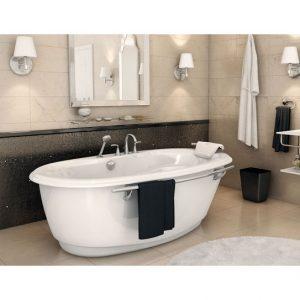 Maax Bath Tub Souvenir With Apron