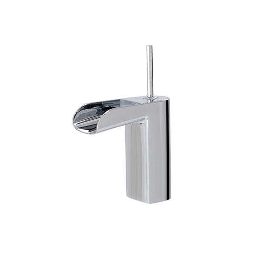 Medium single-hole lavatory faucet - 32015
