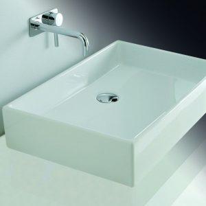 Pierdeco Design Sink C64301-KUBIK 50 - Plavisdesign