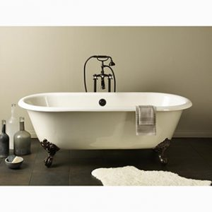 "Recor Freestanding Bathtub -Regal 68""-Clawfoot Bath"