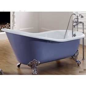 Recor Freestanding Bathtub -Slipper