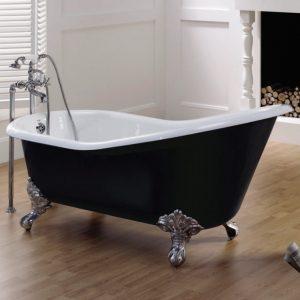 Recor Freestanding Bathtub -Slipper