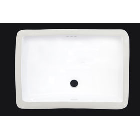 Rectangular Undermount Sink