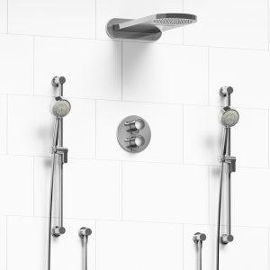 Riobel Edge Kit #3646 Shower Kit