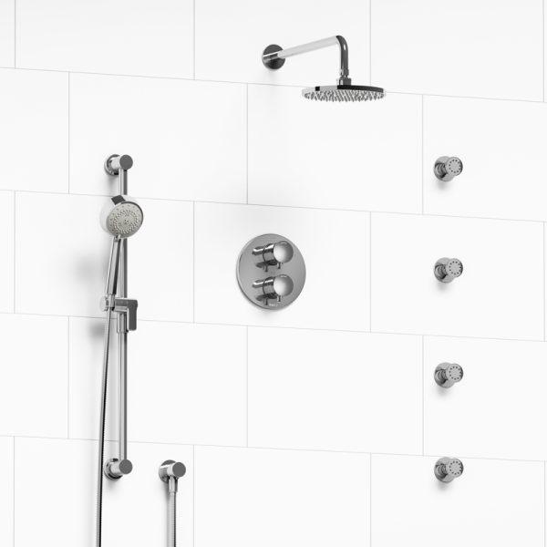 Riobel Edge Kit #446 Shower Kit