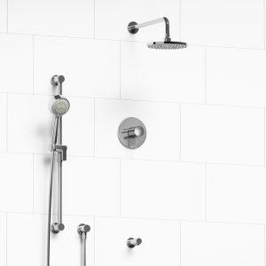 Riobel Edge Kit #9045 Shower Kit
