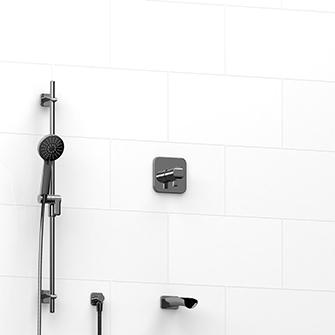 Riobel SalomC) KIT #1223SA Shower Kit