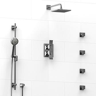 Riobel Zendo Kit #483 Shower Kit