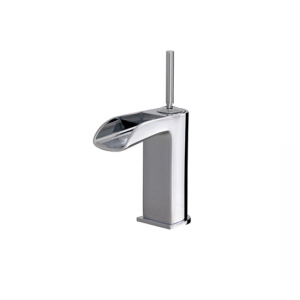 Short single-hole lavatory faucet - 32044