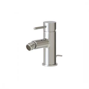 Single-hole bidet with swivel spray - 61024