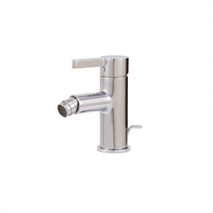Single-hole bidet with swivel spray - 68024