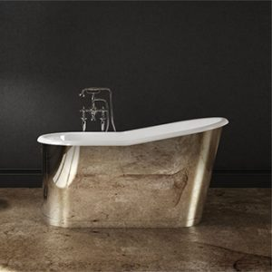 Slik Cast Iron Mirror-5ft Freestanding Bathtub