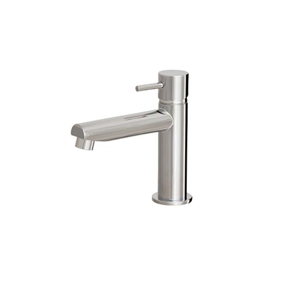 Small single-hole lavatory faucet - 61044