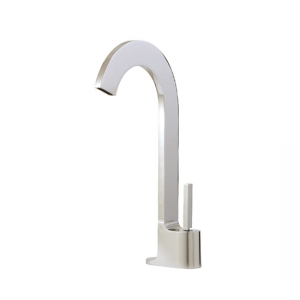 Tall single-hole lavatory faucet - 39520
