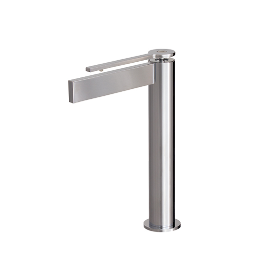 Tall single-hole lavatory faucet WITHOUT LEVER - 51120